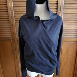 NWT, Fabletics Newport LS hoodie, sz XS